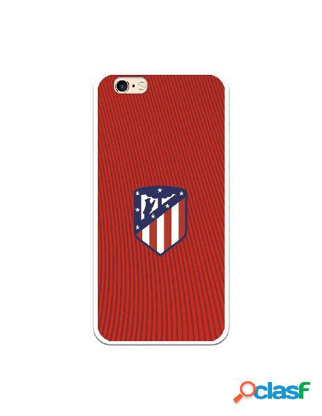 Carcasa para iPhone 6S Atlético de Madrid Rojo - Licencia