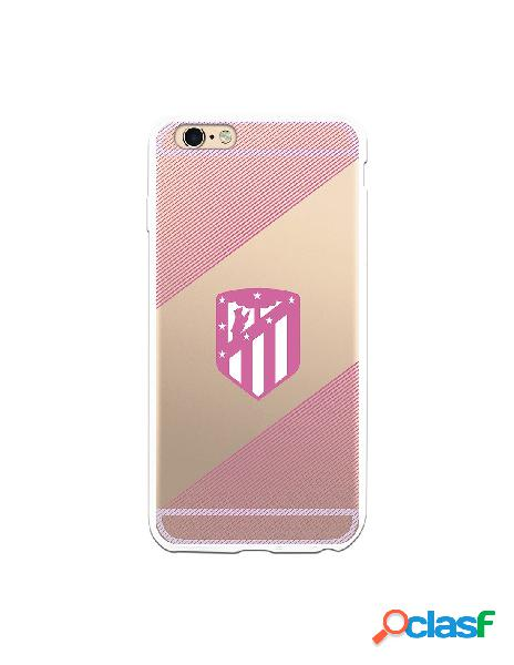 Carcasa para iPhone 6S Plus Atlético de Madrid Rosa