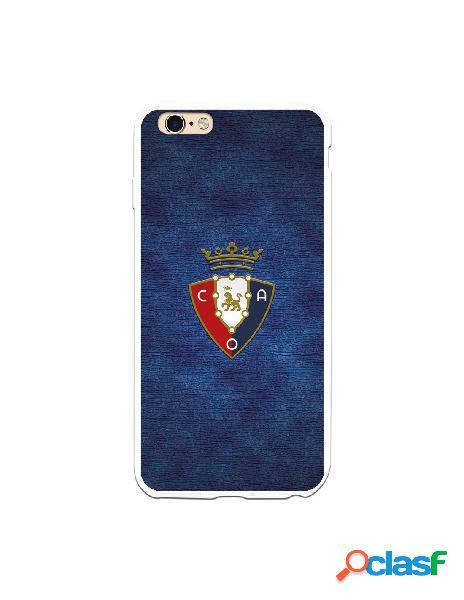 Carcasa para iPhone 6S Plus CA Osasuna Fondo Azul - Licencia