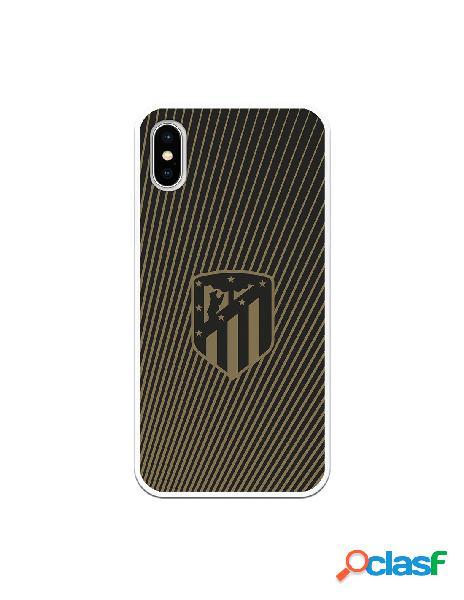 Carcasa para iPhone XS Atlético de Madrid Premium -