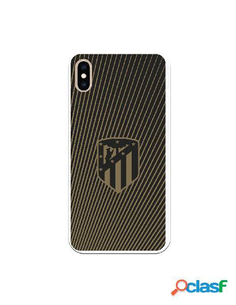 Carcasa para iPhone XS Max Atlético de Madrid Premium -