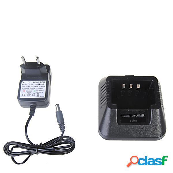Cargador de Batería Radio Li-ion para Baofeng UV-5R Serie