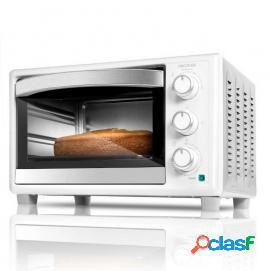 Cecotec Bake and Toast 590 Horno de Sobremesa 1500W