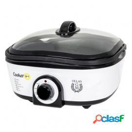Cecotec Cooker 8 en 1 Robot de Cocina