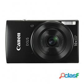 Cámara Digital Canon IXUS 190 20MP Wifi NFC Negra