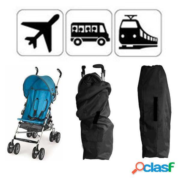 Cochecito de bebé Cubre Cochecito infantil de viaje Bolsa