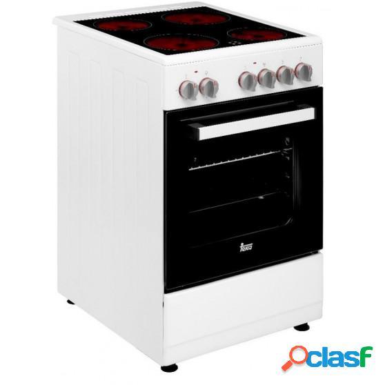 Cocina Vitrocerámica TEKA FS5024VEWH Vitro Blanco