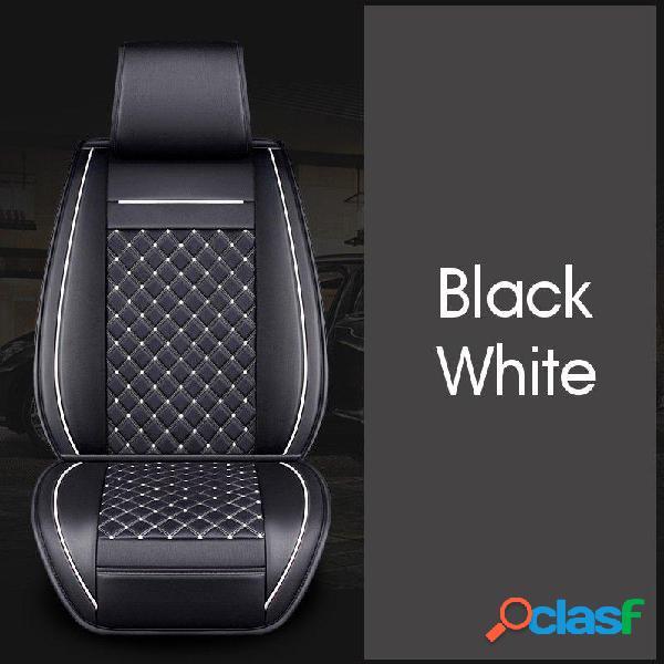 Cojín de asiento de cuero de PU