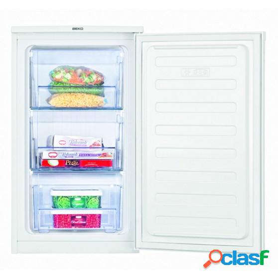 Congelador BEKO FS166020 Blanco 0.82m