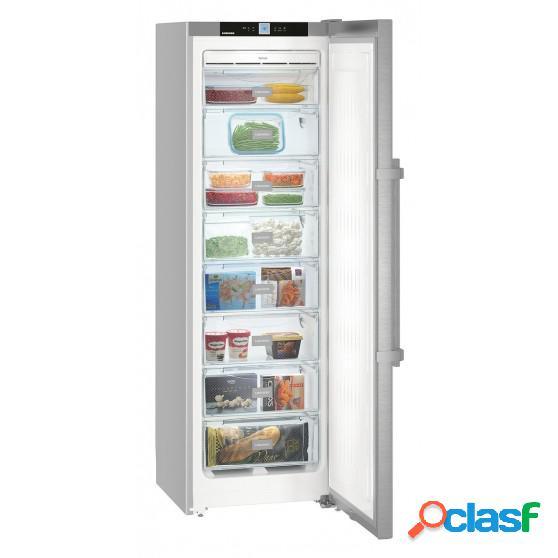 Congelador LIEBHERR SGNef3036 Inox 1.85m