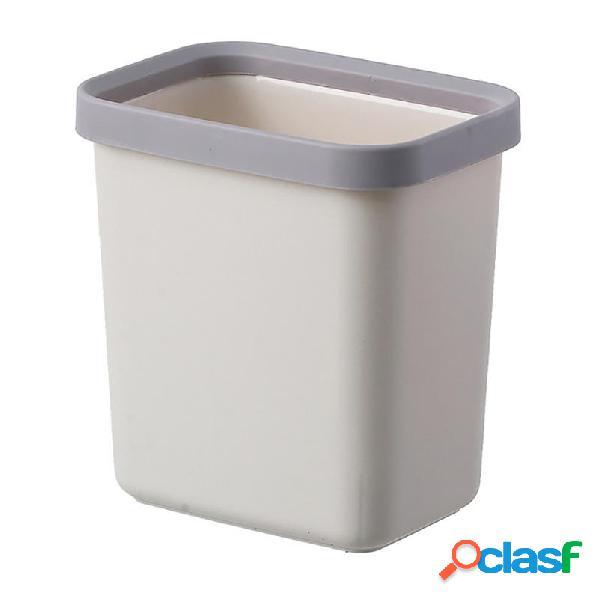 Contenedores de basura 2L / 6L / 10L Contenedor de basura de