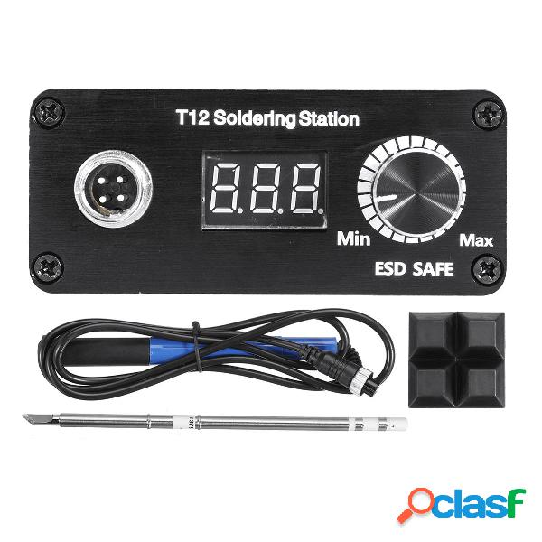 DC 24V 72W Digital LED Soldadura Estación de hierro