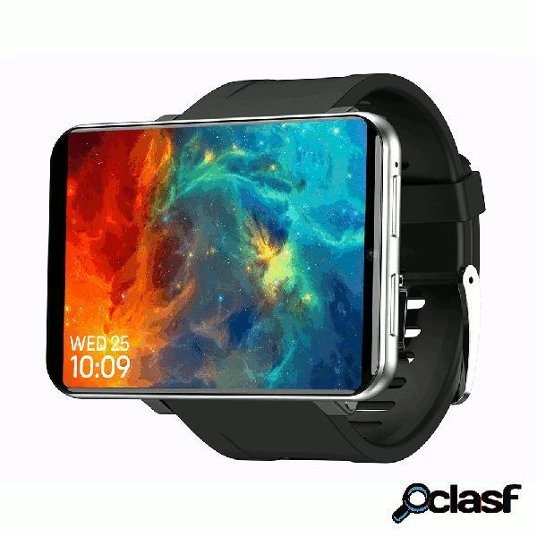 [Desbloqueo facial] TICWRIS MAX 2.86 Inch HD Reloj