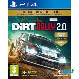 DiRT Rally 2.0 Edición Juego del Año PS4