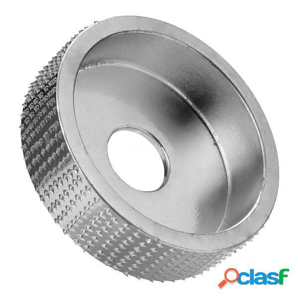Disco de talla de 75 mm Disco abrasivo de acero de diámetro