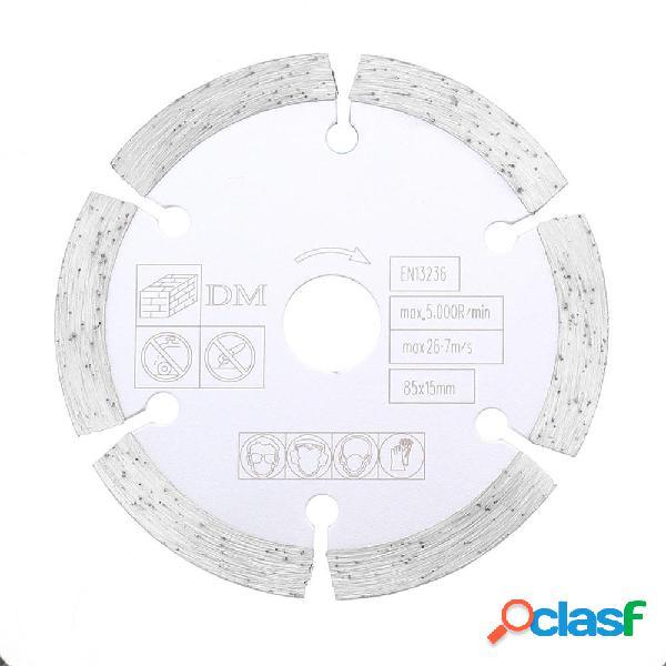 Drillpro Disco de corte circular de madera con hoja de