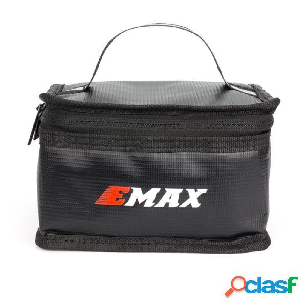 EMAX 155 * 115 * 90 mm a prueba de fuego Impermeable Lipo