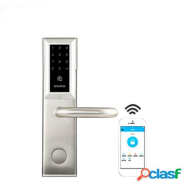 Electronic Bluetooth Smart Door cerradura Smartcode