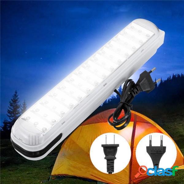 Emergencia portátil 42 LED Luces de trabajo Ahorro de