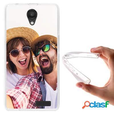 Energy Phone Max 4G - Funda personalizada blanda