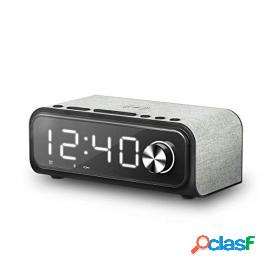 Energy Sistem Clock Speaker 4 Radio Despertador 10W