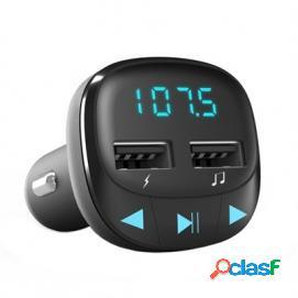 Energy Sistem Energy Car Transmisor FM Negro