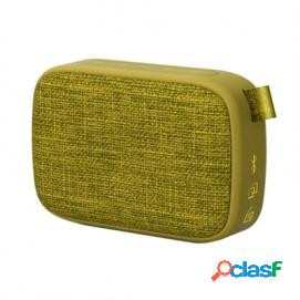 Energy Sistem Fabric Box 1+ Pocket Altavoz Bluetooth Kiwi