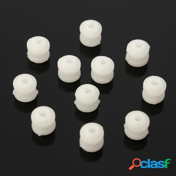 Engranaje de plástico de 10 piezas para el modelo de bloque