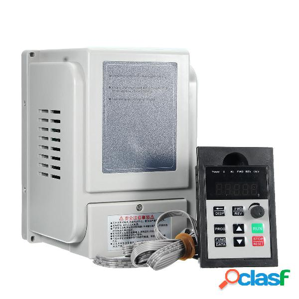 Entrada monofásica de 220V 1.5KW a 220V Convertidor de