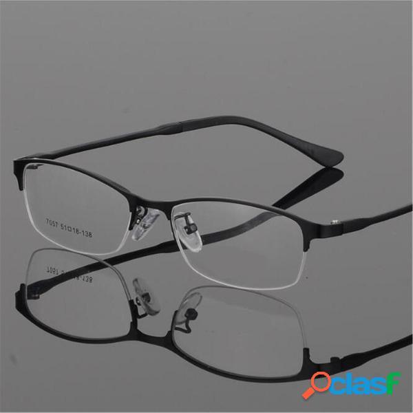 Eye Gafas Media montura sin montura Gafas Gafas graduadas