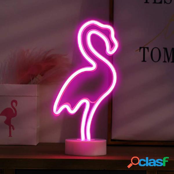 Figura de Neon Flamenco