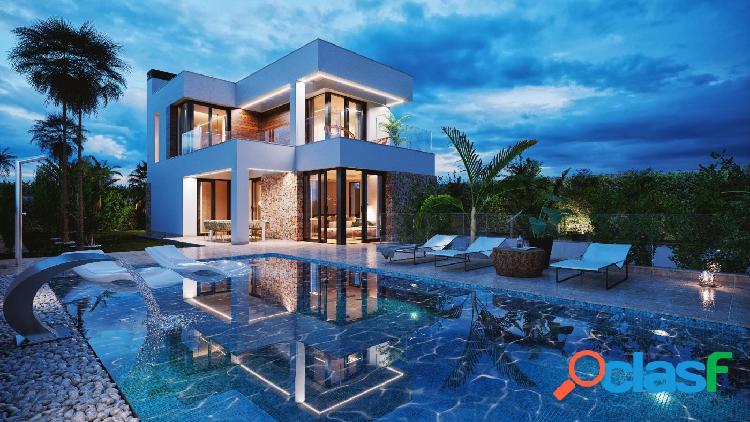Finestrat Villas