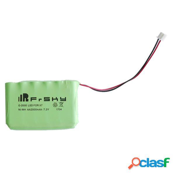 Frsky ACCST Taranis Q X7 Transmisor de Repuesto 7.2V AA