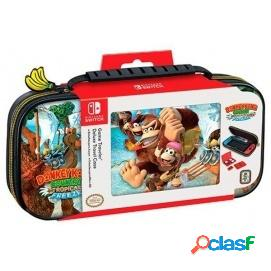 Funda Nintendo Switch Donkey Kong Game Traveler Deluxe