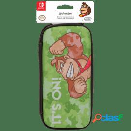 Funda Nintendo Switch Edición Donkey Kong Camo