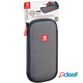 Funda Slim Game Traveler Gris Nintendo Switch Lite