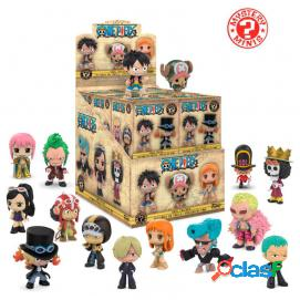 Funko Pop Mystery Minis One Piece 12 Figuras