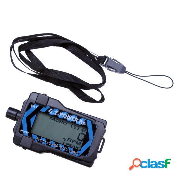 GT POWER Lector RPM de tacómetro profesional para 2-9