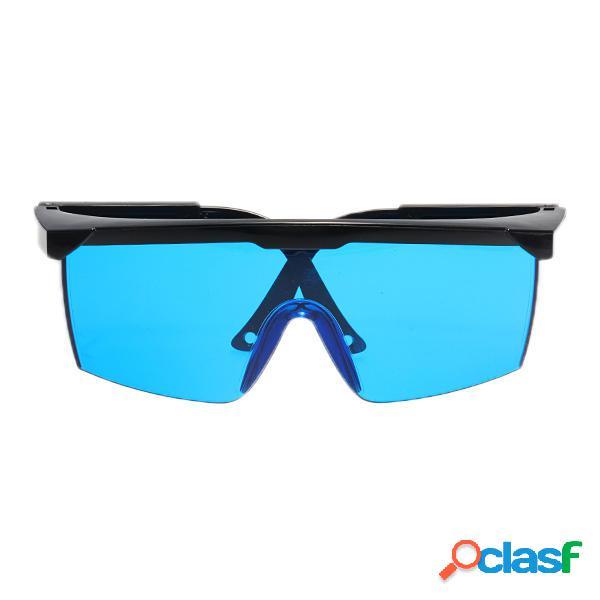 Gafas Protectoras de Seguridad con Anteojos de Láser Gafas