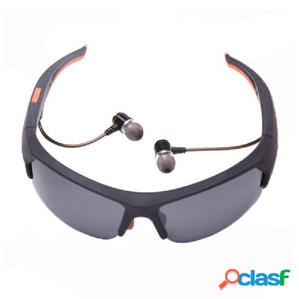 Gafas de sol de moda bluetooth Auricular Gafas al aire libre