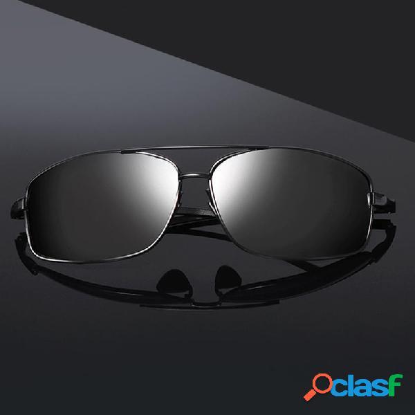 Gafas de sol polarizadas hombre UV Protección al aire libre