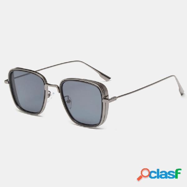 Gafas de sol retro Steampunk con personalidad vintage