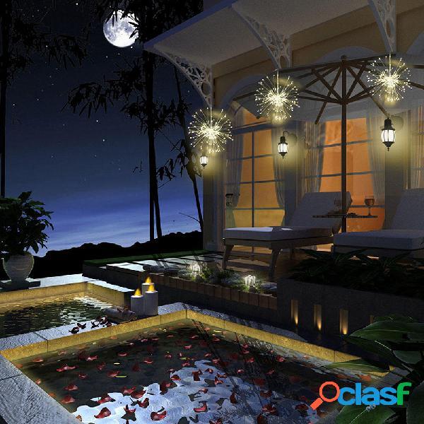 Garden Courtyard Decoration Light 120 LED Batería de
