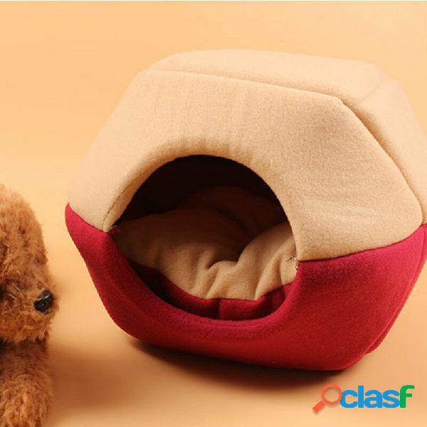 Gato Perro Cama Alfombrilla para mascotas Casa Plegable Soft