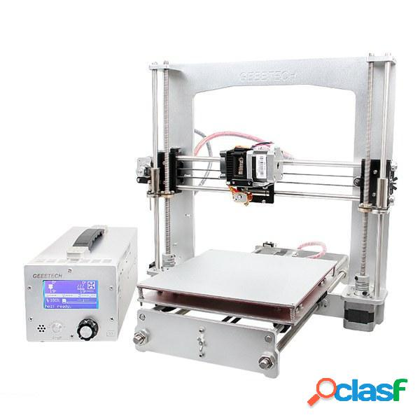 Geeetech® Prusa I3 A Pro con caja de control 3 en 1 3D Kit