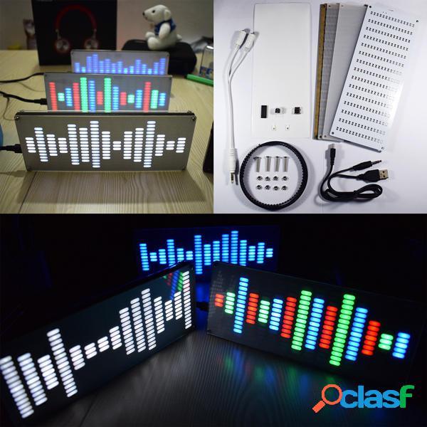 Geekcreit DIY LED DigitalEcualizador Espectro de Música de