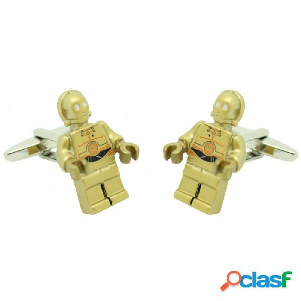 Gemelos C3PO Star Wars Lego