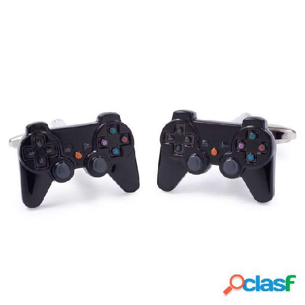 Gemelos Mando PlayStation Negro