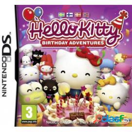 Hello Kitty Aventura de Cumpleaños Nintendo DS