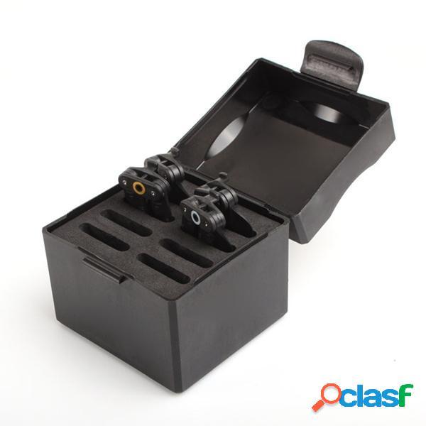 Hélice de protección Caso almacenamiento Caja con 4 pares